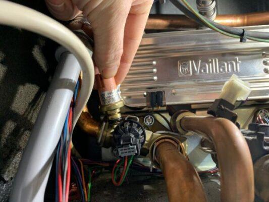 pool gas boiler